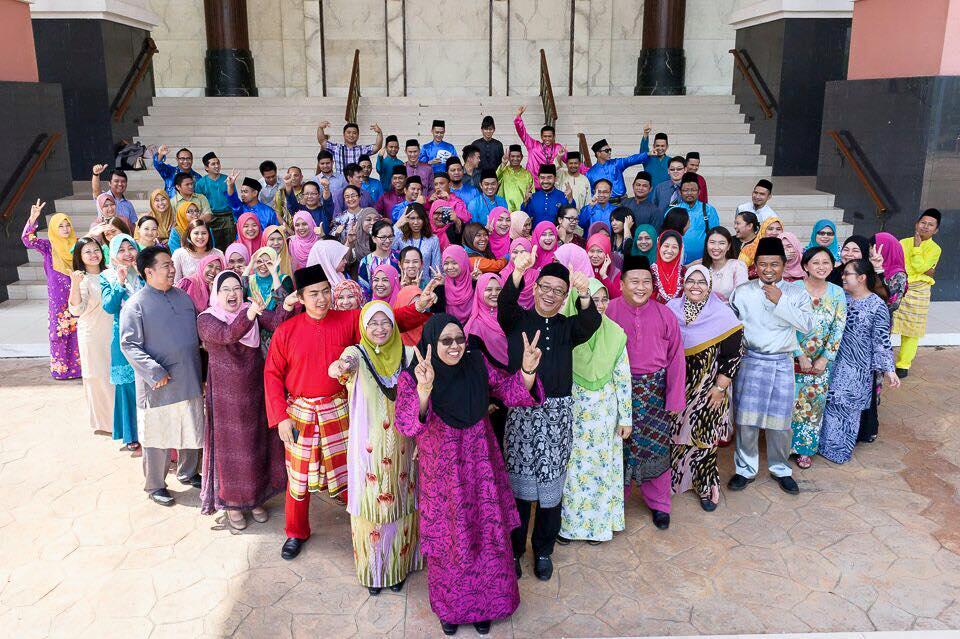 Kakitangan Jabatan Bendahari 2015
