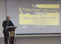 Postgraduate Welcoming Program