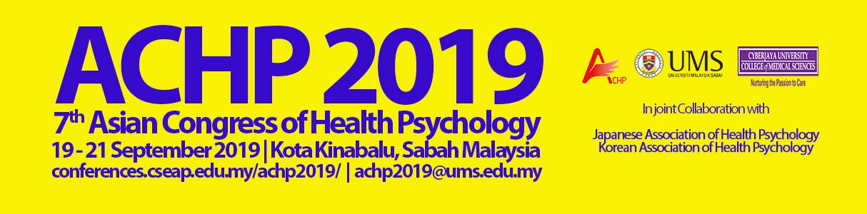 7th Asian Congress of Health Psychology 2019
