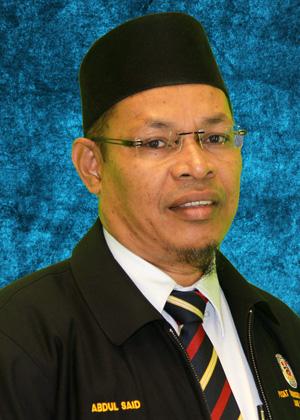 Dr. Abdul Said Bin Ambotang