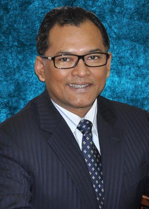 Aminuddin Ibrahim Lastar