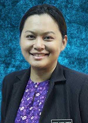 Connie Shin @ Connie Cassy Ompok