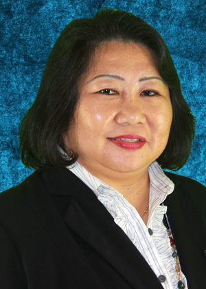 Crispina Gregory K Han