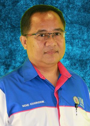 Mohd Khairuddin @ Jerry Bin Abdullah