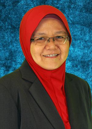 Profesor Madya Dr. Sabariah Bte Sharif