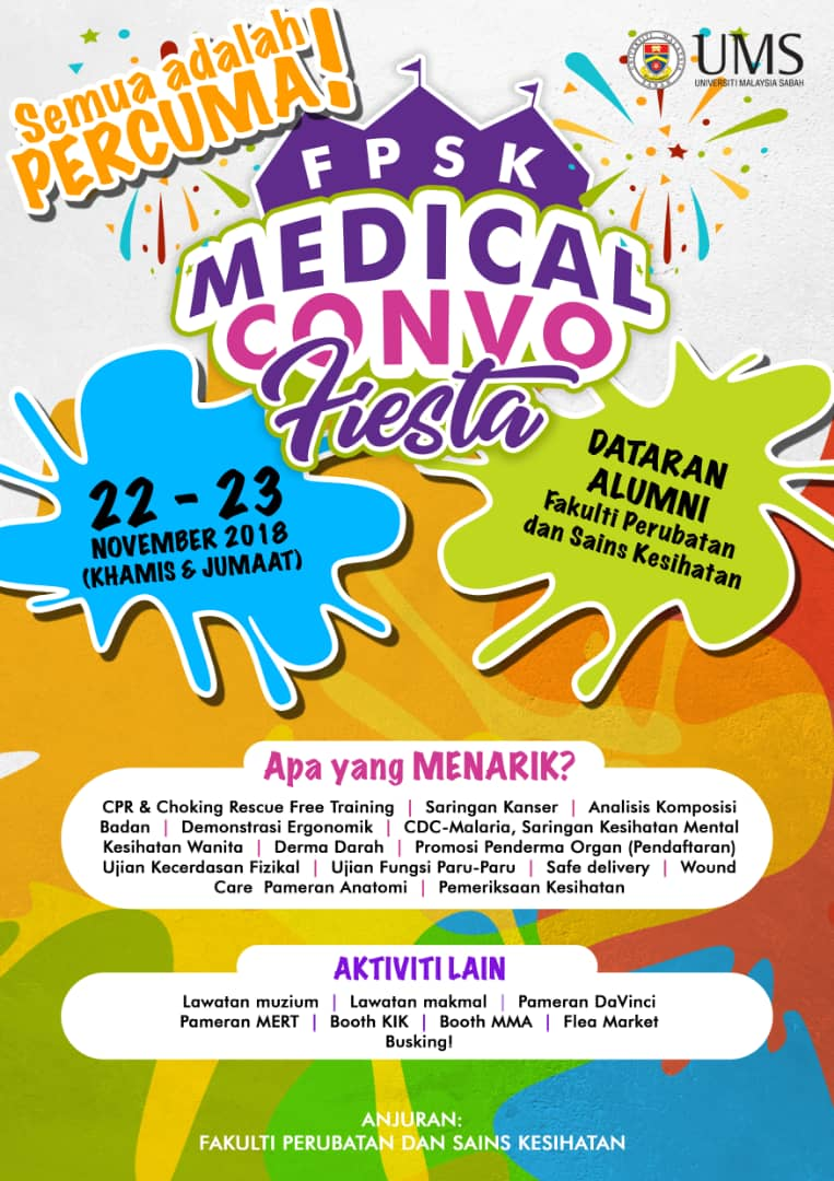 FPSK Medical Convo Fiesta
