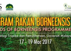 Friends Of Borneensis 2017