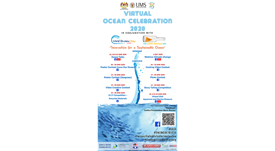 Virtual Ocean Celebration 2020