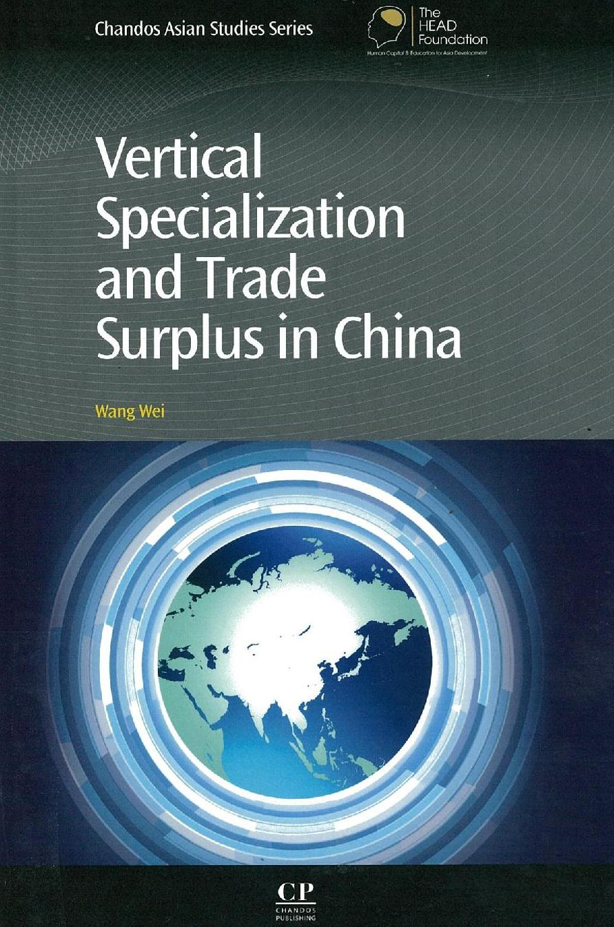 Vertical Specialization and Trade Surplus