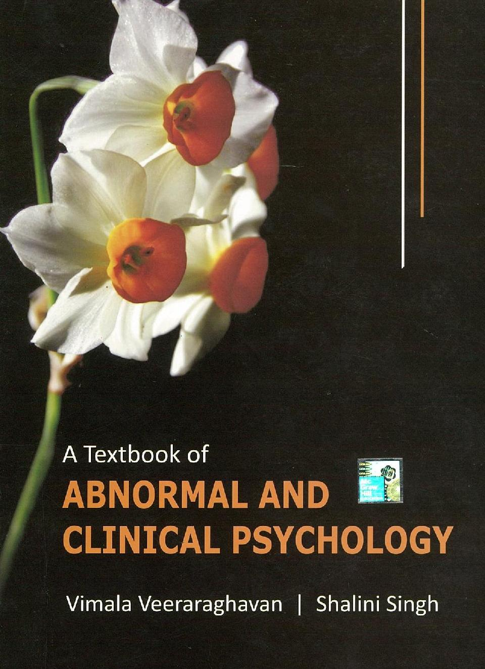 A Textbook of Abnormal