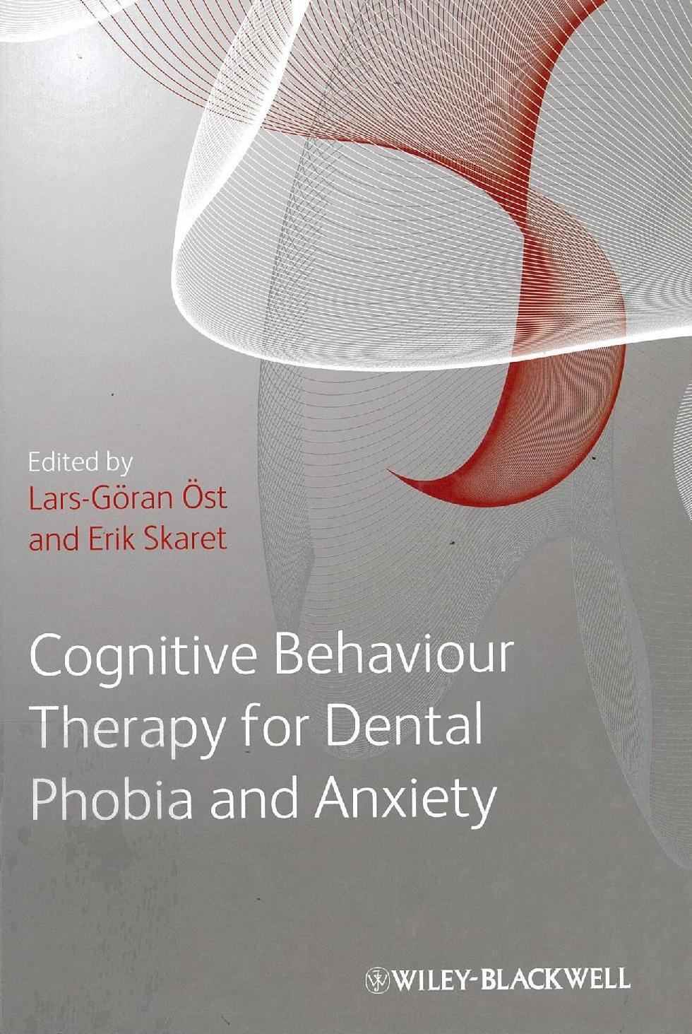 Cognitive Behavior Therapy for Dental