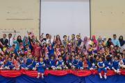 Sambutan Hari Kemerdekaan PML Meriah