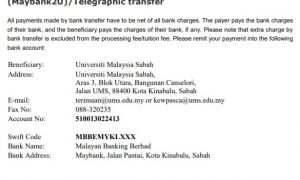 International Student Payment Method
