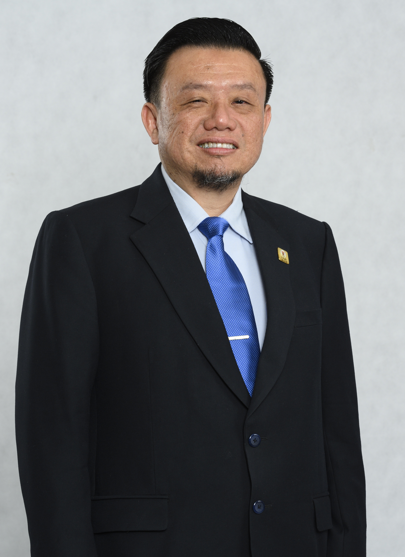 Profesor Dr. Rasid Hj. Mail Timbalan Naib Canselor (Akademik dan Antarabangsa)