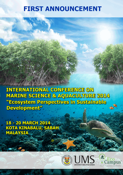 UMS - International Conference on Marine Science and