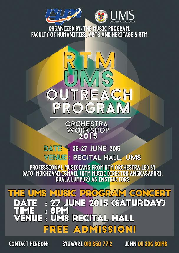 RTM UMS Outreach Program